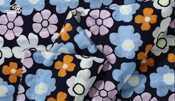 花朵提花面料F05559